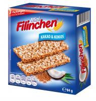 Mini Filinchen Kakao & Kokos 3er - 84g